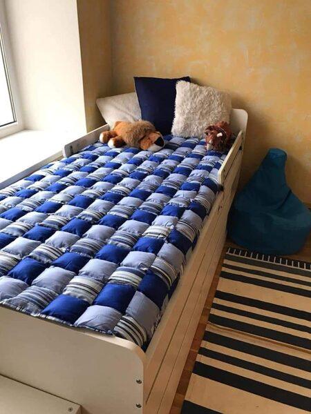 Pārklāji u. c. Bērnu gultām